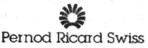 Pernod Ricard Swiss Logo