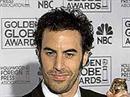 Sacha Baron Cohen kann durchaus smart wirken, wie hier bei den Golden Globe Awards.