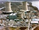 Das Atomkraftwerk Three Mile Island.