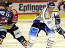 Lausannes Matthias Holzer gegen Luganos Andy Näser.