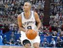 Spurs Franzose Tony Parker erzielte 29 Punkte.