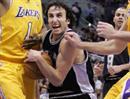 Mit 26 Punkten war Manu Ginobili Topscorer der Spurs.