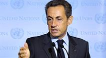 Sarkozy war von 2007 bis 2012 französischer Präsident.
