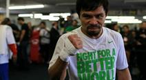 Manny Pacquiao.