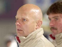 Trainer Andy Ritsch.