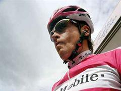 Jan Ullrich fühlt sich an der Tour de Swiss sehr wohl.