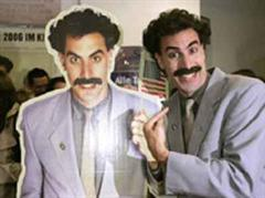 Sacha Baron Cohen ist «Borat».