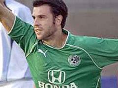 Colautti traf in der 93. Minute für Haifa.