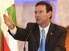 Juan José Ibarretxe will an der Volksabstimmung festhalten.