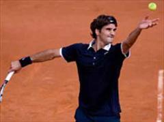 Roger Federer bezwang Fernando Gonzalez nach knapp zwei Stunden mit 2:6, 6:2, 6:3, 6:4.