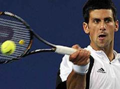 Erfolg für Novak Djokovic.