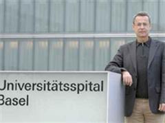 Andreas Bitterli, Informationschef des Basler Universitätsspital.