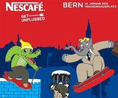 Bern, Unplugged, Nescafe