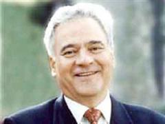 Der bolivianische Präsident Gonzalo Sánchez de Lozada.