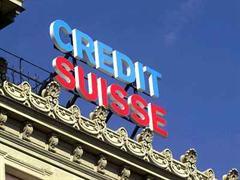 Die Credit Suisse korrigiert ihre Prognosen.