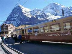 Jungfraubahn-Gruppe erwirtschaftet Rekordgewinn.