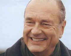 Jacques Chirac will am Sonntagabend mit dem japanischen Ministerpräsidenten Junichiro Koizumi zusammentreffen.