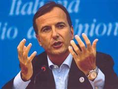 EU-Justizkommissar Franco Frattini.