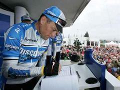 "Lance Armstrong: ""Wo getestet wird, da werden Leute erwischt."""