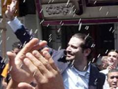 Der Sohn des ermordeten libanesischen Ministerpräsidenten Rafik Hariri, Saad Hariri.