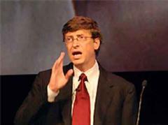 Bill Gates hat mit Microsoft gegen die Auflagen beim Luxemburger EU-Gericht geklagt.