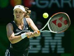 Martina Hingis hat Hunger auf Tennis.