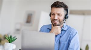 Telefonkonferenz digital