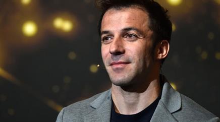 Alessandro Del Piero ist künftig im TV aktiv.