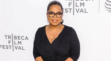 Oprah Winfrey musste erst einmal die Nervosität überwinden, als sie für ihre neue Serie 'Greenleaf' vor die Kamera trat.