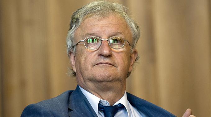 Ständerat Rolf Büttiker ist Co-Präsident der Parlamentariergruppe.