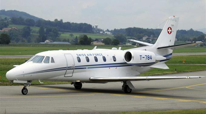Der Bundesratsjet Cessna 560 XL Citation Excel bleibt in Betrieb.