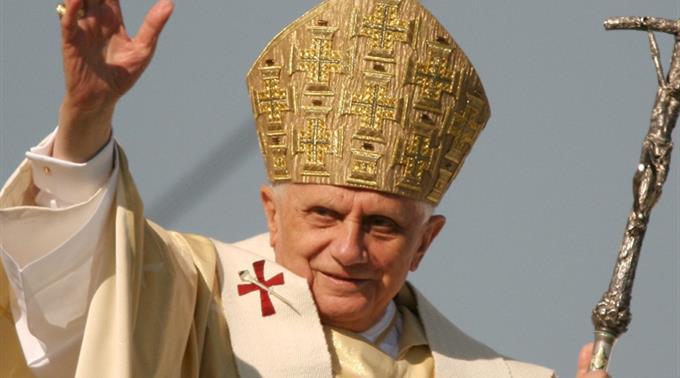 Papst Benedikt XVI.
