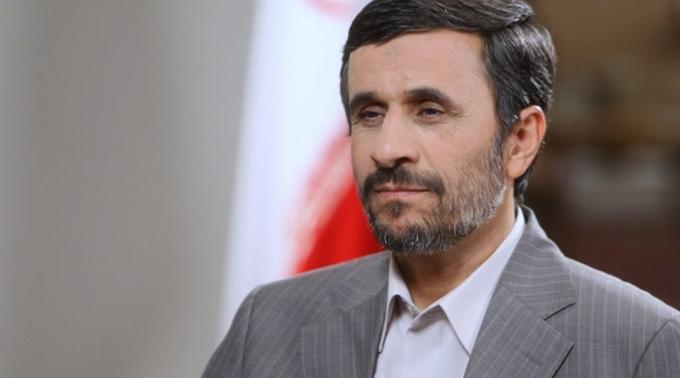 Präsident Mahmud Ahmadinedschad muss unten durch.