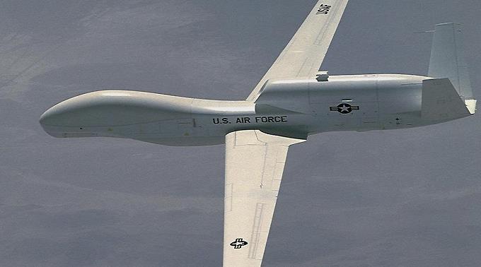 US-Drohne. (Symbolbild)
