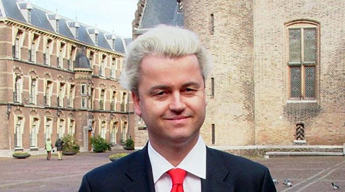 Der niederländische Rechtspopulist Geert Wilders. (Archivbild)