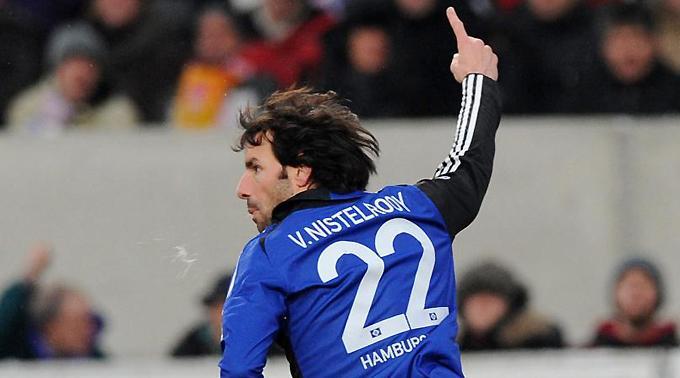 Oft Match entscheidend: Ruud van Nistelrooy.
