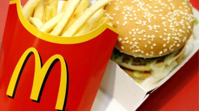 McDonald's setzt in Japan auf mehr Kalorien.