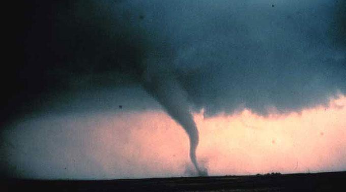 Tornado. (Symbolbild)