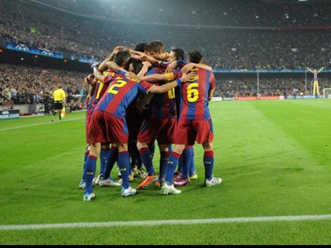 Der FC Barcelona ist dem Meistertitel sehr nahe. (Archivbild)