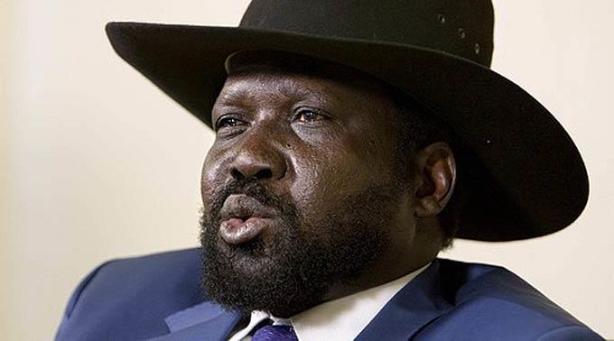 Südsudans Präsident Salva Kiir. (Archivbild)
