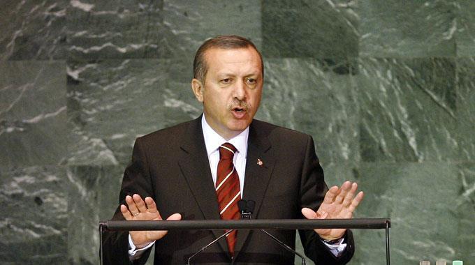 Recep Tayyip Erdogan (Bild) fordert den Rücktritt von Baschar al-Assad. (Archivbild)