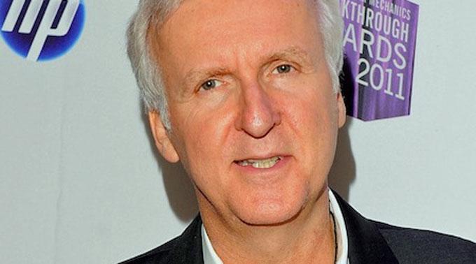 Der legendäre Filmemacher James Cameron.