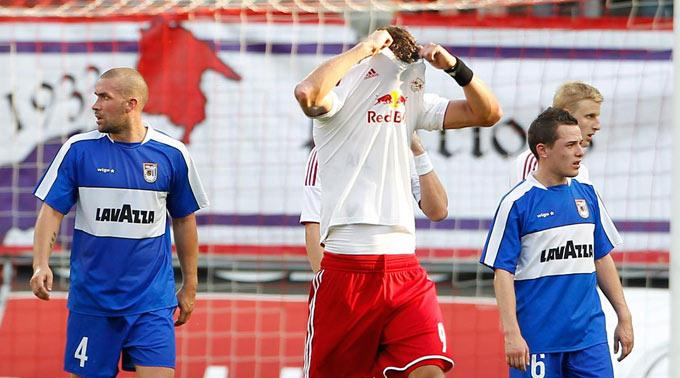 Salzburg verkauft Sadio Mané an Southampton. (Symbolbild)