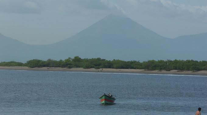 Vulkan San Cristobal in Nicaragua. (Archivbild)