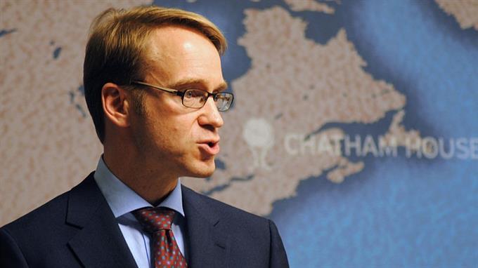 Herrenmonetarist in Gestalt eines Buchhalters: Bundesbankchef Weidmann