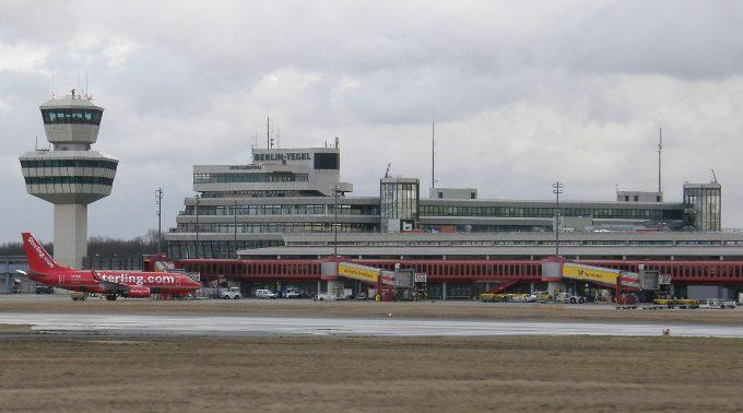 Flughafen Berlin-Tegel «Otto Lilienthal»