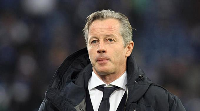 Schalkes Trainer Jens Keller.