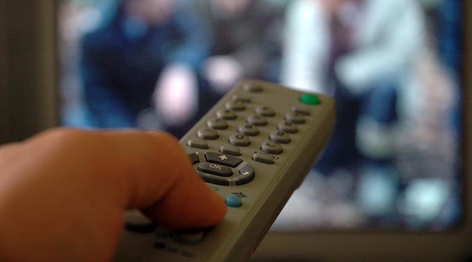 Das Qualitäts-Fernsehen steigt an.