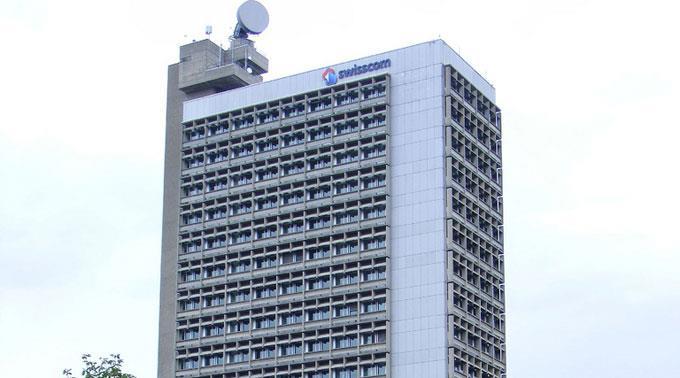 Unter dem Strich erzielte die Swisscom einen Reingewinn von 1,349 Mrd. Franken.