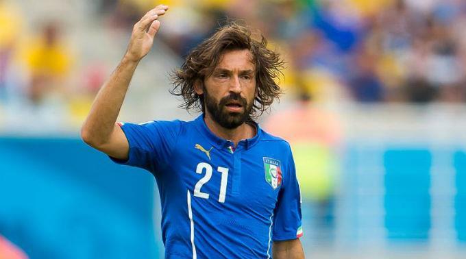 Andrea Pirlo sagte bereits «Arrivederci».